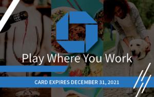 JPMorgan Chase Play Where You Work program