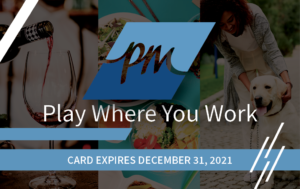 PM Hotel Play Where You Work program