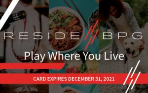 ResideBPG Play Where You Live program